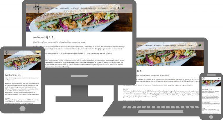 portfolio BLT-food